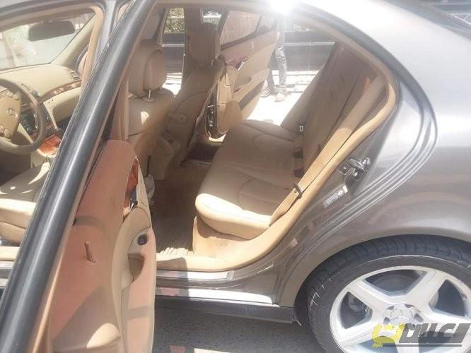 سيارة مرسيدس في صنعاء صنعاء اليمن 1191